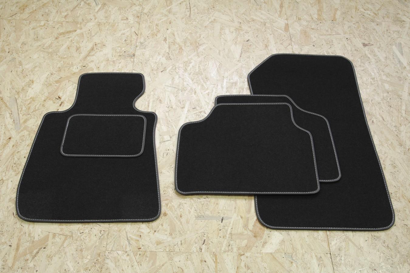 premium fu matten f r bmw 3er e90 e91serie 2005 2013. Black Bedroom Furniture Sets. Home Design Ideas