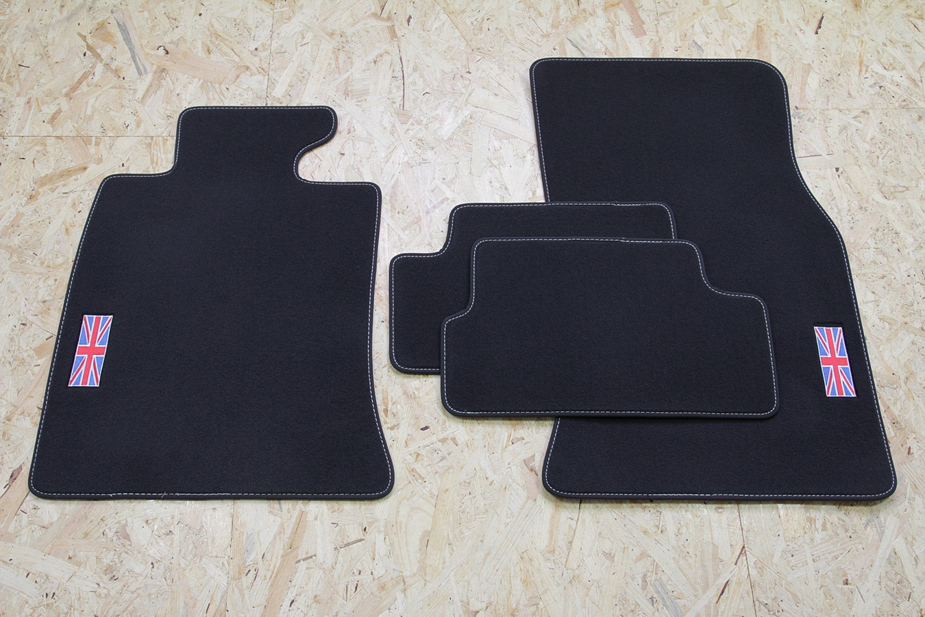 tapis de sol de voitures pour mini ii 2 r56 annee 2006. Black Bedroom Furniture Sets. Home Design Ideas